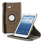 kwmobile 360° SYNTHETIC LEATHER CASE FOR SAMSUNG GALAXY TAB 3 7 0 LITE ROTATION