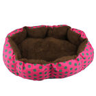 Collapsible Home Indoor Pet Dog Puppy Cat House Bed Shelter Cozy Nest Mat Pad