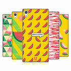 HEAD CASE DESIGNS WATERMELON PRINTS SOFT GEL CASE FOR SONY PHONES 2