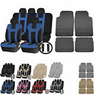UAA Premium TRUCK Rubber Liner Mats & Dual-Stitch Racing Polyester Seat Covers