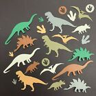 Medium DInosaur Die Cut Shapes - Sets of 24 pcs in Assorted Colours