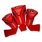 NHL Sports Memorabilia Team Logo Contour Sock Headcovers - 3 Pack