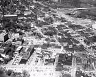1959 Downtown Utica NY Aerial View 8x10 to 16x20 Photo Canvas BG46