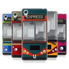HEAD CASE DESIGNS BUS STUFF HARD BACK CASE FOR SONY XPERIA X PERFORMANCE