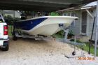 "2012 Carolina Skiff 198DLV 19'8"" Center Console Trailer - Louisiana"