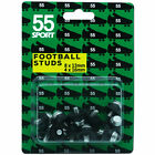 55 Sport World Cup Replacement Football Studs for adidas Kaiser 5 Compatible SG