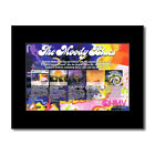 MOODY BLUES - Remastered Matted Mini Poster - 13.5x21cm