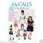McCall's 7453 Sewing Pattern to MAKE Very Easy Children's Costumes - Sew For Fun