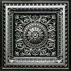 Faux tin Decorative Ceiling tile Medieval #223 Glue Up Drop in Easy to install