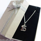 18th Sterling silver necklace or 21st 16th Birthday gift chain 16*ins or 18*ins