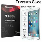 """Tempered Glass Screen Protector Film For Apple iPad 2 3 4 Air 1 2 Mini Pro 9.7"""""""