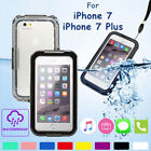 Waterproof Shockproof Full Body Protective Case Hard Cover for iPhone 7/7 Plus