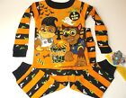New Paw Patrol Halloween Toddler pajamas 2t 3t 4t 5t Glow in the dark 2016