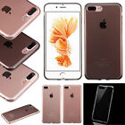 For Apple iPhone 7 & 7 PLUS TPU CANDY Gel Flexi Skin Case Phone Cover Accessory
