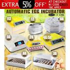 Electronic Hatcher Chicken Hen Bird Poultry Egg Digital Semi Automatic Incubator