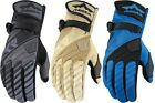 Icon Raiden DKR Dual Sport Motorcycle Riding Gloves All Sizes All Colors
