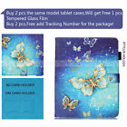 YBYB1 Pattern Wallet Leather Flip Case Cover For Apple iPad Pro Air 1 2 Mini 4 3