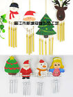 DIY Paint Your Own Wooden Wind Chime Windchime Xmas Gift Party Favor Decoration