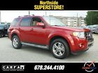 Ford: Escape Limited Limited Suv 2.5l Cd Front Wheel Drive Power Steering Front Disc/rear Drum Brakes