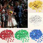 DIY 6mm/10mm sparkling 5 star loose sequins Paillettes Wedding Dress Pick New MO