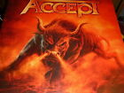 ACCEPT Blind Rage VINYL LP Barcode : 727361319519 NEW