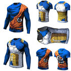 Dragon Ball Z Goku Vegeta Cycling Short Sleeve T-Shirt Tank Top Sleeveless Sport