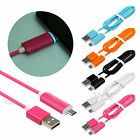 1M Quick Micro USB 2.0 Data Sync Charging Charger Cable For Samsung S4 S7 A5 LOT