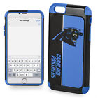 iPhone 6 6s Case Official NFL Impact Shockproof Armor Slim Cover Tempered Glass