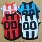 Lovely Pet Small Dog Cat Various Pet Puppy Sport Vest T Shirt Clothes XS-L MO