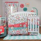 Trend Lab Waverly Pom Pom Play Baby Nursery Crib Bedding CHOOSE 4 5 6 7 8 PC Set
