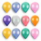 100pcs 10 Inch Colorful Pearl Latex Balloons Wedding Birthday Celebration Party