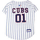 Chicago Cubs MLB Dog Pet Jersey velcro (all sizes)