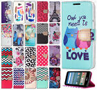 For LG Rebel 4G LTE Premium Wallet Case Pouch Flip Phone Cover + Screen Guard