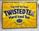 Collectible Advertising Twisted Tea Beer Hard Iced Tea Tin Sign