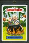 2016 Garbage Pail Kids Slime Time 1/1 Blank Back. Bo Reservations