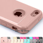Shockproof Rugged Rubber Hard Case Cover For Apple iPhone 5 5S 5C 6 6S 7 Plus