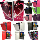 Flip Pu Leather Case Wallet Cover For The Sony Xperia Series