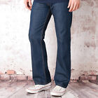 Mens Levis 506 Blue Rinse Jeans In Denim From Get The Label