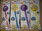 Despicable Me Minions Glow Stick/Wand with Topper. Great Party Bag Filler Toy.