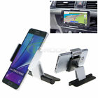 360° Universal Auto CD Slot Car Mount Holder Stand Cradle for Mobile Smart Phone