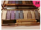 9PCS BRIGHT NAKED EYE SHADOW DECAY GLITTER MAKE UP URBAN COSMETIC BEAUTY       <br/> ✔6 COLOURS ✔EASY TO APPLY ✔UK SELLER ✔SAME DAY SHIPPING
