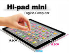 Kids Touch Screen Hi Pad Mini English Computer Tablet Laptop Baby  Learning Toy