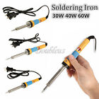 30W/40/60W 220V Welding Solder Soldering Iron Kit Electronic Tool New