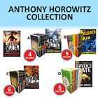 Anthony Horowitz Collection Russian Roulette, Necropolis Gift Wrapped New Set