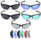 Inew Replacement Lenses for-Oakley Half Jacket 2.0 Sunglasses - Option Colors