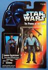 "1995 KENNER STAR WARS POWER OF THE FORCE LANDO CALRISSIAN 4"" ACTION FIGURE MOC"