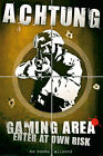 Gaming Area - Achtung Poster - 61x91.5cm