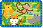 Stephen Joseph Fun & Educational Easy Wipe Durable Child Placemat