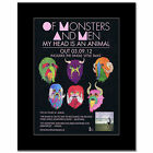 OF MONSTERS AND MEN - My Head is an Animal Matted Mi...