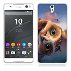 Cute Scenery Soft Silicon Protective Case Cover Back For Sony Xiaomi Oneplus ZTE